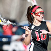 Topsfield: Marblehead senior Kiley Fischer looks to pass against Masco on Thursday afternoon. David Le/Salem News
