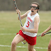 Topsfield: Masco sophomore Meg Collins sprints up-field against Bishop Fenwick on Tuesday afternoon. David Le/Salem News