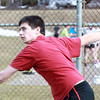 Bevery: Beverly High School sophomore Nick Zelano looks to be a big part of the Panthers throwers for the spring track season. David Le/Salem News