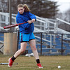 Middleton: North Shore Tech junior Kaera Wyse takes some hacks at practice on Tuesday afternoon.  David Le/Salem News