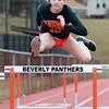 Bevery: Beverly High School junior Kristen O'Connor will be competing in the high hurdles and high jump for the Panthers during the spring track season. David Le/Salem News