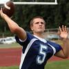 Peabody High School junior quarterback Cody Wlasuk will look to lead the Tanners in 2012. David Le/Staff Photo