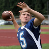 Peabody High School junior Cody Wlasuk will look to lead the Tanners in 2012. David Le/Staff Photo