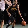 Danvers: Bishop Fenwick guard Kate Lipka drives to the hoop against Masco on Wednesday evening. David Le/Salem News