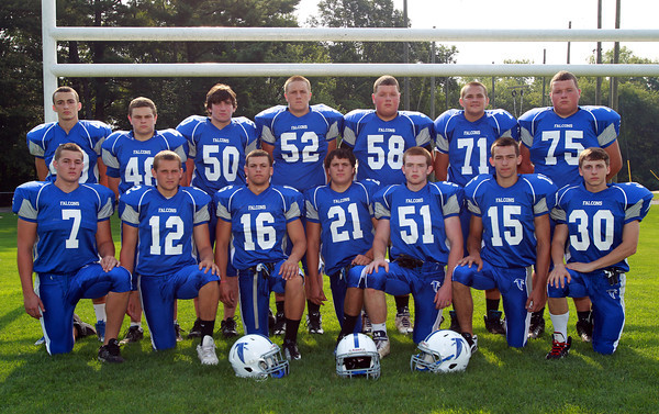 Danvers: Danvers High School Football Seniors (Class of 2014) David Le/Salem News