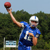 Danvers: Danvers senior quarterback Ryan Chasse will provide veteran leadership for the 2013 Falcons. David Le/Salem News