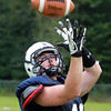 Hamilton: Hamilton-Wenham senior captain Peter Duval will look to contribute at fullback, wide receiver, and middle linebacker this season for the Generals. David Le/Salem News