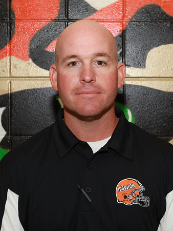Ipswich: Greg Brotherton is the new Ipswich High School Head Football Coach. David Le/Salem News