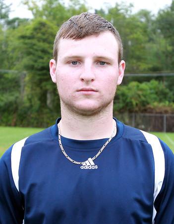 Middleton: North Shore Tech senior football player Andrew Gallione. David Le/Salem News
