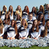 Swampscott: Swampscott Big Blue Cheerleaders 2013. David Le/Salem News