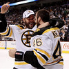 Bruins win Stanley Cup :