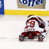 Boston: Harvard sophomore forward Colin Blackwell. David Le/Salem News