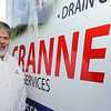 Danvers: Brian Cranney, owner of Cranney Companies is predicting a twenty percent increase in commercial and residential HVAC, plumbing and electrical work. David Le/Salem News