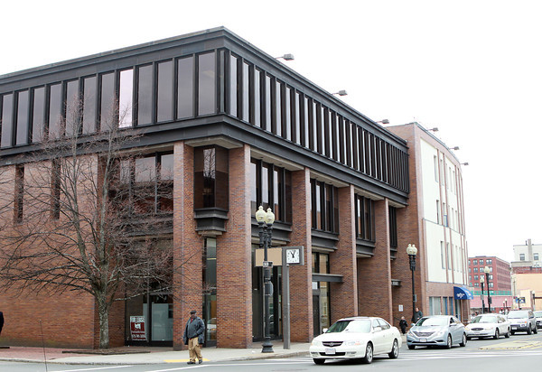 Lynn: North Shore Community College will be opening a new extension campus in downtown Lynn at the corner of Union and Silsbee Streets. The new building will house the college's culinary and cosmetology programs. David Le/Salem News