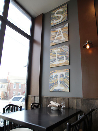 An inside look at Salt Kitchen and Rum Bar in Ipswich. David Le/Salem News