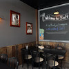 Salt Kitchen and Rum Bar in Ipswich has 49 seats, including 13 at the bar. David Le/Salem News