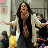 Ipswich Girls Basketball Head Coach Mandy Zegarowski. David Le/Staff Photo