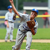 Beverly: Danvers American starting pitcher Anthony Olszak pitched well for the 12-year-old all-stars, allowing one run over 3.1 innings to help lead Danvers to a 14-1 win over Amesbury. David Le/Salem News