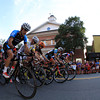 Beverly: Riders in the Gran Prix of Beverly start the race in front of the YMCA and Soma on Cabot Street on Wednesday evening. David Le/Salem News