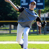 Peabody: Returning pitcher and shortstop Mason Zeuli will look to provide veteran leadership for the **Peabody National** All-Stars this summer in the District 16 Tournament. David Le/Salem News
