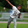 Salem: Salem's Ruben Baez will look to pitch the All-Star team to victory in the District 16 Tournament this summer. David Le/Salem News