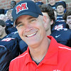 Marblehead: Marblehead High School tootball team head coach: Jim Rudloff.  photo by Mark Teiwes / Salem News