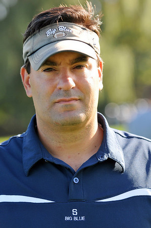 Swamscott: Swampscott High School varsity football head coach Steve Dembowski.  photo by Mark Teiwes / Salem News