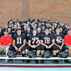 Marblehead: 2010 Marblehead High School tootball team.  photo by Mark Teiwes / Salem News
