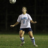 Peabody senior back Cayla Bucci controls the ball against Beverly on Friday night.  David Le/Staff Photo