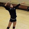 Peabody: Bishop Fenwick senior captain and middle blocker Kate Lipka has helped lead the Crusaders to a 8-1 record on the 2013 campaign. David Le/Salem News