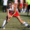 Boxford: Masco senior Maddie Lafreniere controls the ball against Amesbury on Thursday afternoon. David Le/Salem News