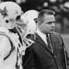 Former St. John's Prep head coach Fred Glatz got his tenure off to a fast start by winning a state title with a 9-0-0 record in 1967. Glatz also won a Super Bowl title in 1982, a team which featured his two sons in key roles.