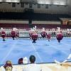 2017 EKU Cheer UCA Nationals Send off