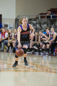 2018 District Payoff - Girls MSHS vs Model