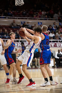 MCHS vs Model - 44th District Tourny