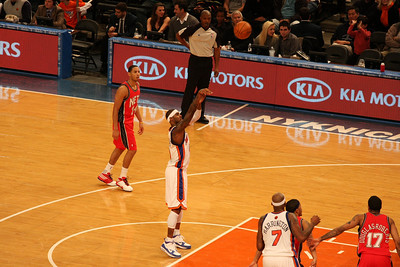 Larry Hughes shooting.