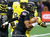 East vs West game action during U.S. Army All-American Bowl 2017 at the Alamodome, San Antonio, Tx. 7 Jan 2017   (Photo Credit: Ralph Mawyer, Jr./247Sports.com)