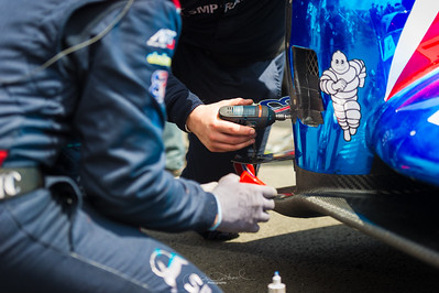#17 SMP RACING (RUS) BR ENGINEERING BR1 AER LMP1 STEPHANE SARRAZIN (FRA) EGOR ORUDZHEV (RUS) MATEVOS ISAAKYAN (RUS) Copyright : Guénolé TREHOREL (ACO)