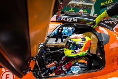 #26 G DRIVE RACING (RUS) ORECA 07 GIBSON LMP2 ROMAN RUSINOV (RUS) ANDREA PIZZITOLA (FRA) JEAN ERIC VERGNE (FRA) Copyright : Guénolé TREHOREL (ACO)