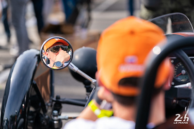 #26 - G-DRIVE RACING (RUS)  CAR MODEL : AURUS 01 - GIBSON TYRES : DUNLOP DRIVERS : Roman RUSINOV (RUS) Job Van UITERT (NLD) Jean-Eric VERGNE (FRA)