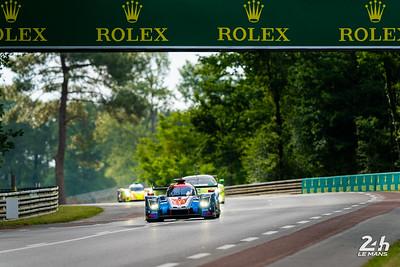 #23 - PANIS BARTHEZ COMPETITION (FRA)  CAR MODEL : LIGIER JSP217 - GIBSON TYRES : DUNLOP DRIVERS : René BINDER (AUT) Julien CANAL (FRA) William STEVENS (GBR)