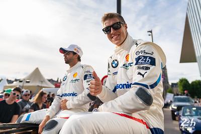 #82 - BMW TEAM MTEK (DEU)  CAR MODEL : BMW M8 GTE TYRES : MICHELIN DRIVERS : Augusto FARFUS (BRA) Antonio FELIX DA COSTA (PRT) Jesse KROHN (FIN)