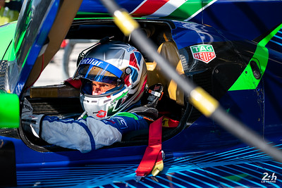 #47 CETILAR RACING (ITA) DALLARA P217 GIBSON ROBERTO LACORTE (ITA) ANDREA BELICCHI (ITA) GIORGIO SERNAGIOTTO (ITA)