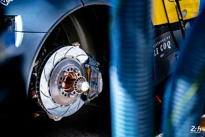 #89 TEAM PROJECT 1 (DEU) PORSCHE 911 RSR LM GTE AM  STEVE BROOKS (FRA) JULIEN PIGUET (FRA) ANDREA LASKARATOS (GRC)