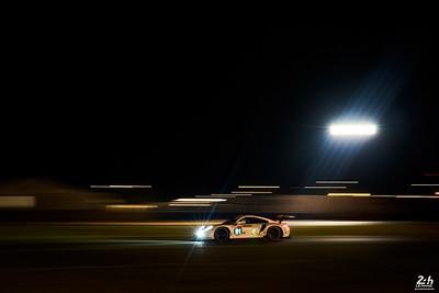 91 PORSCHE GT TEAM (DEU) LMGTE Pro Porsche 911 RSR – 19 - Gianmaria Bruni (ITA) / Richard Lietz (AUT) / Frederic Makowiecki (FRA)