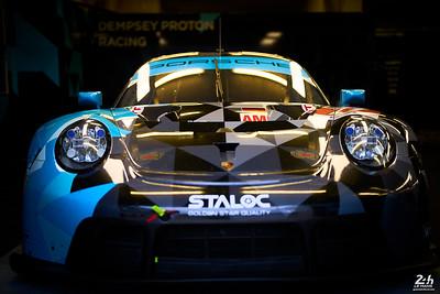 77 DEMPSEY-PROTON RACING (DEU) LMGTE Am Porsche 911 RSR - 19 - Christian Ried (DEU) / Jaxon Evans (NZL) / Matt Campbell (AUS)