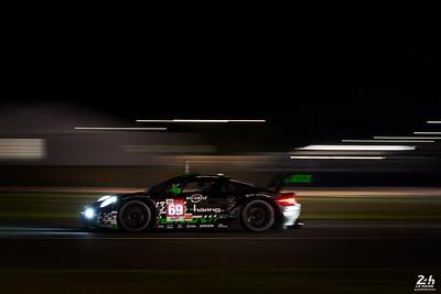69 HERBERTH MOTORSPORT (DEU) LMGTE Am Porsche 911 RSR - 19 - Robert Renauer (DEU) / Ralf Bohn (DEU) / Rolf Ineichen (CHE)