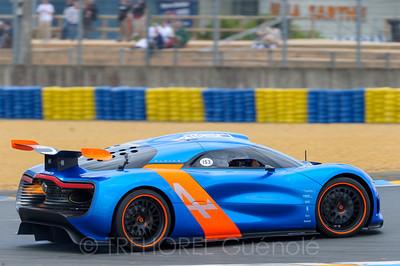 Photo Guénolé TREHOREL- ACO/NIKON-Le Mans - Juillet 2012 Circuit des 24 Heures-Course-