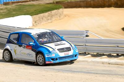Championnat de France de Rallycross 2008