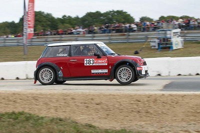 Thierry Coulange (Division 3, MINI Cooper)